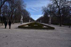 Paseo de la Argentina.