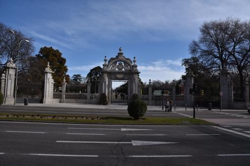 I liked these gates.