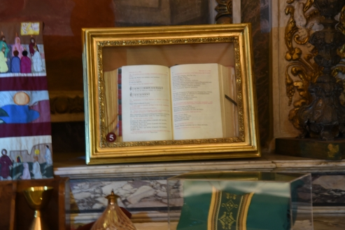 Bible of Archbishop Romero