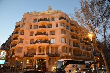 Pedrera by Gaudi