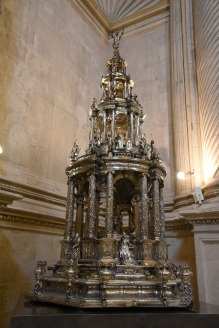 The 1,000 pound monstrance.