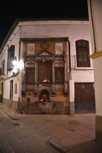 A street corner I liked.