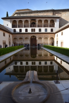 The Courtyard of the Myrtles.